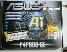 100% test ASUS P4P800 SE 865PE 478 DDR (by DHL or EMS)  #j1688