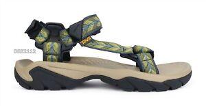Teva Terra Fi 5 Universal Presidio Dark Olive Sandals Mens Size 11.5 *NIB*