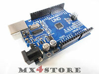 Arduino UNO R3 kompatibles Board Atmel ATmega328 16MHz CH340