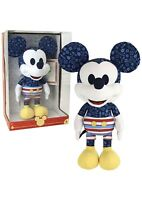 Disney Year of The Mouse August Plush Captain Mickey Mouse Limited Edition RARE!