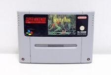 Super Nintendo Snes - Secret of Mana (NOE - Allemand Deutsch) Loose