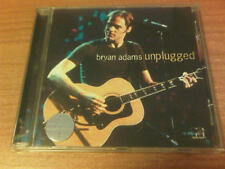 CD BRYAN ADAMS UNPLUGGED A&M 540 831 2  EUROPE PS 1997 LOR1