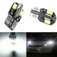 6PCS T10 194 168 W5W 5730 8 LED SMD White Car Side Wedge Light Lamp Bulb Ne A2I4