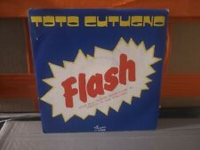 Toto Cutugno – Flash 45 Giri 1988  Record Nm