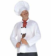 Set travestimento carnevale cuoco cappello casacca foulard *20093