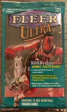 1998-99 FLEER ULTRA SEALED HOBBY PACKS:MICHAEL JORDAN PLATINUM/MASTERPIECE 1/1?