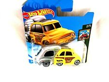 Hot Wheels Custom Cadillac Fleetwood - Mattel #hw06