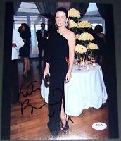 SIMPLY STUNNING! Kate Beckinsale Signed Autographed 8x10 Photo PSA COA!