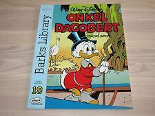 Barks Library Cuaderno - Onkel Dagobert N º 19/ 1ª Edición Ehapa como Nuevo