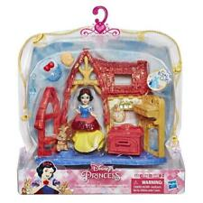 Disney Princess Snow White's Cottage Kitchen Small Doll Playset *BRAND NEW*