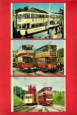 Prescott Pickup Postcards - Crich Tramway Museum - Sheffield Glasgow & Leeds