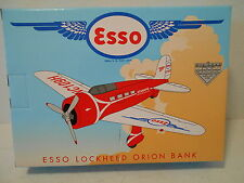 Liberty Classics Spec Cast Esso Lockheed Orion Bank - Diecast Metal Plane - NIB
