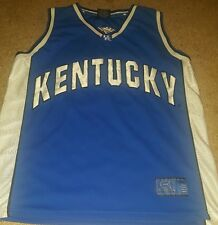 Vintage Men's University Of Kentucky #50 Basketball Jersey By Colosseum Size XL