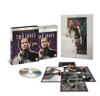 The Two Jakes Bluray HMV Premium Collection Bluray Slip Artcards Poster Presale