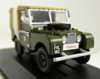 Vanguards 1/43 Scale VA11105 Land Rover Series 1  Lincoln Corp Diecast model car