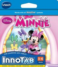VTech InnoTab Software Disney's Daisy and Minnie's Bow-Toons