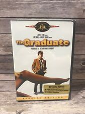 The Graduate (Dvd, Special Edition) Anne Bancroft Dustin Hoffman New Sealed