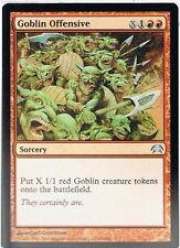 ▼▲▼ Goblin Offensive (Offensive gobeline) planechase #56 VO Magic