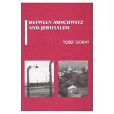 Between Auschwitz to Jerusalem (Parkes-Wiener Series on Jewish Studies), Gorny,