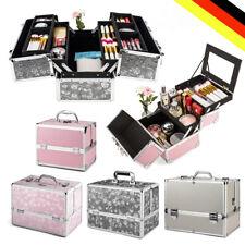 Kosmetikkoffer Alu Nagelstudio Beauty Case Schminkkoffer Nageldesignkoffer DE