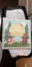 New listing Baby's First year keepsake Calendar With Stickers tf publishing