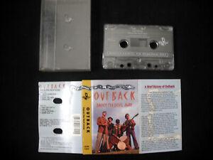 OUTBACK - Dance The Devil Away - 1991 full album promo cassette • play tested