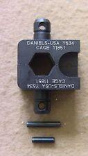 Daniels DMC Crimp Die Set Y634 (KTH2105)