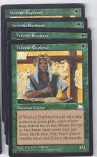 4 x Veteran Explorer Weatherlight   mtg