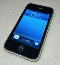 Apple iPhone 3GS 8GB Nero IMEI Sbloccato oggetto da collezione