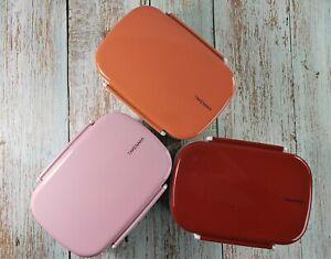 Japanese Style Bento Box, BPA Free, Microwave Safe, Made in Japan