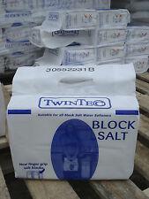 TwinTec Block Salt Pack (2x 4kg) for Water Softeners (TwinTec-Harvey-Kinetico)