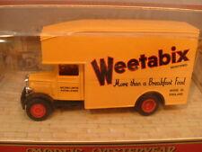 MATCHBOX MODELS OF YESTERYEAR 1:59 Y31-B WEETABIX 1931 MORRIS COURIER VAN MIB