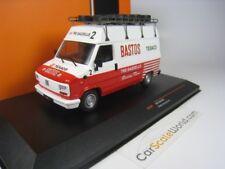 ASSISTANCE DE FIAT DUCATO TRE GAZZELLE RACING TEAM BASTOS 1/43 IXO