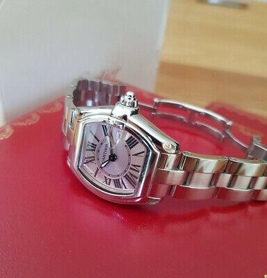 Montre Cartier Roadster PM Acier 2675 Watch