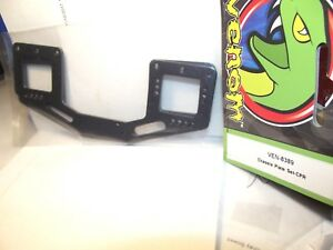 Venom Gambler Chassis Plate Steel Set  Creeper cpr Ven 8389