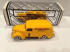 1/43 DURHAM CLASSICS MINIATURES CANADA FORD PANEL DELIVERY TOYS SOLDIERS 1/200