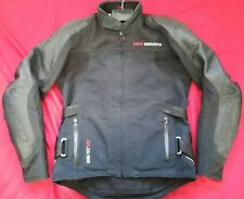 "HEIN GERICKE PSX GORETEX PRO SHELL ARMACOR LEATHER JACKET UK 40"" 42"" Chest EU 52"
