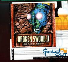 Broken Sword 2 - The Smoking Mirror - 2CD - PC Game