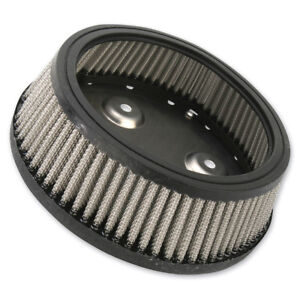 Arlen Ness Derby Big Sucker Stainless Replacement Air Filter 18-304  Harley O1