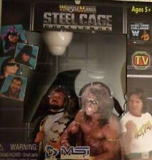 Wrestlemania steel cage challenge