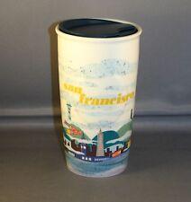 2016 starbucks san francisco collectors 10 oz. ceramic tumbler  NWT