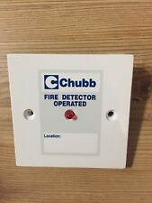 Chubb Fire Detector Operated Remote Indicator Unit CTR20