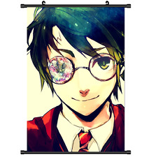Magic Novel Anime Gryffindor House Harry.Potter wall Scroll poster 2607