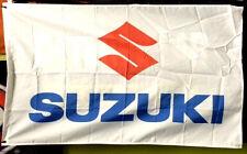SUZUKI HAYABUSA GSX R GSXR RMZ450 MOTORCYCLE FLAG BANNER 3X5 Z400 motocross