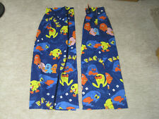 1980 Pac-Man Pleated Drapes Curtains Set -Perfect Shape  - Collectible Arcade