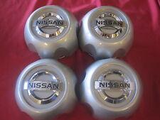 Nissan Frontier Xterra Pathfinder wheel center cap hubcap 2000-2004 set of 4