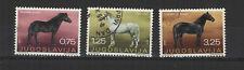 Yougoslavie  1969 chevaux  3 timbres oblitérés /T2160