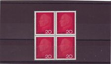 Germany Block Thematic Postal Stamps