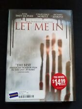 Let Me In DVD Ships in 24 hours!