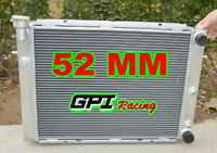 2 row 50mm HOLDEN COMMODORE VL RB30 ET L6 AT/ MT aluminum radiator